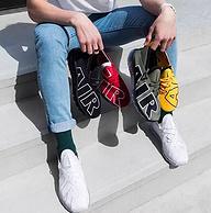 Nike 耐克 Air Max Flair 男士运动鞋 黑/白色可选