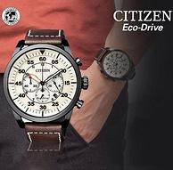 CITIZEN 西铁城 Eco-Drive CA4215-04W 男士光动能腕表