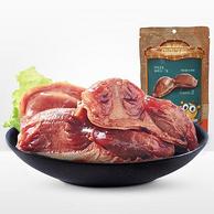 0点:来伊份 卤味/香辣味鸭肫 125g*2袋