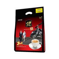 0点:2件*50包 越南 G7 三合一速溶咖啡 16g