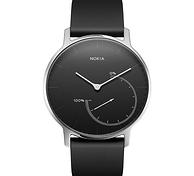 8个月续航 运动睡眠追踪:Nokia 诺基亚 防水智能手表