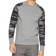 限XS码:Diesel 迪塞 男士 长袖运动衫