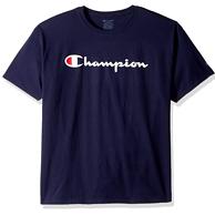 国内售价的1/4, Champion 男士印花T恤