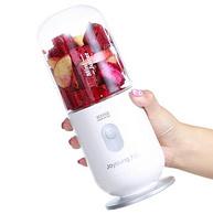 可当充电宝:九阳 便携式榨汁机 JYL-C902D 139元包邮(京东199元)