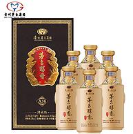 贵州茅台集团出品:茅台醇香 500mlx6瓶 封藏级A30 券后598元包邮(扫码价398元/瓶)