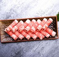 6斤!首食惠 新西兰羔羊肉片 6件x500g/件