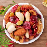 5种坚果3种果脯:贝奇果 每日坚果混合坚果30包750g
