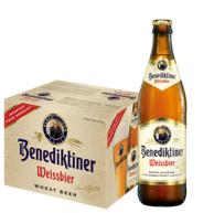 高端款,3件 Benediktiner 百帝王 小麦啤酒 500ml*20瓶