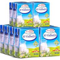 德国商超同款! 24盒x24盒200ml 奥德乐 进口全脂高钙纯牛奶