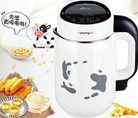 再降10元,高浓豆浆,Joyoung 九阳 家用全自动智能豆浆机 DJ12E-D61
