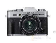 支持14张/秒连拍:富士 15-45mm镜头  APS-C微单反相机 X-T20