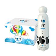 健力宝 妙泡 牛奶味 苏打饮料 500mlx15瓶x2件