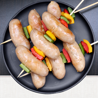香港Q唛认证,喜得佳 纯猪肉烤肠 3斤装