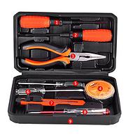 家中必备工具:捷顺 手动家用工具套装 8件套