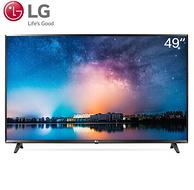 韩国原装IPS硬屏!LG 49英寸 4K 智能超薄液晶电视 49LG63CJ-CA