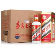 茅台 王子酒 53度 酱香型白酒 500ml*6瓶