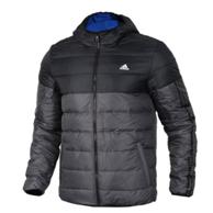 限XL码:adidas 阿迪达斯 男士 两面穿羽绒服BQ8545