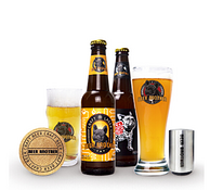 比尔兄弟 精酿啤酒330mlx6瓶组合装