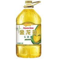 非转基因:金龙鱼 玉米油 4Lx4件