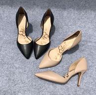 久穿不累脚,Sam Edelman Telsa 女士真皮高跟鞋