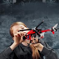 LEGO 乐高 19年新品 机械组系列 救援直升机 42092