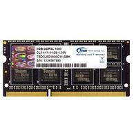 1日0点: Team 十铨 DDR3L 1600MHz 笔记本内存 8G