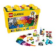 春节正常发货:lego 乐高 经典创意系列 大号积木盒 10698