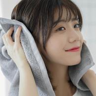 正常发货,洁丽雅 120g加厚 长绒棉毛巾2条装