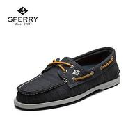 第一帆船鞋品牌 Sperry斯佩里 男士 帆船鞋