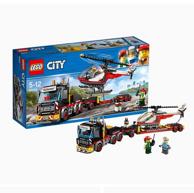 LEGO 樂高 City 城市系列 60183 重型直升機運輸車