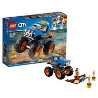 LEGO 乐高 City 城市系列 巨轮越野车60180