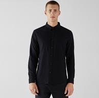 Zara姐妹品牌,Bershka 男士 长袖衬衫