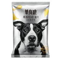 單身糧 單身狗糧 日式青芥味薯片70g x17件