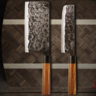 2月10日发货,德国原装进口 Tokio Kitchenware 高端纯手工锻造刀具