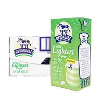 200mlx24盒x3件 ,Devondale 德运 脱脂纯牛奶