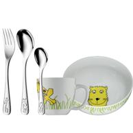 WMF 福腾宝 儿童餐具5件套装