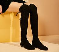 小编类似款:KEDDO 女士长筒靴 CN780194