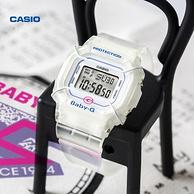 10点、情人节礼物:新款 Casio 卡西欧 25周年纪念款 女士 运动手表BABY-G25