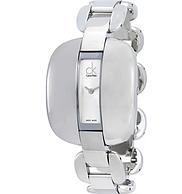大差价:Calvin Klein 女士时装腕表 K2E23138