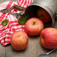 一二级混混装,京东生鲜 烟台红富士苹果 12个 净重2.1kg以上