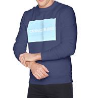 XS码:Calvin Klein 男士 套头卫衣