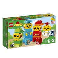 历史低价: LEGO 乐高 DUPLO 得宝系列 我的表情包10861