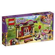 LEGO 乐高 好朋友系列 41334 安德里亚的公园表演