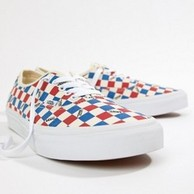 限尺码:2件 Vans 万斯 Authentic 中性款帆布鞋