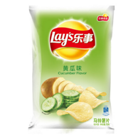 限地區:Lay's 樂事 薯片 黃瓜味 75g x15件