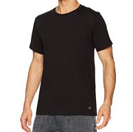 S码:3条装 Calvin Klein 男士 打底 T恤