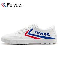 feiyue 飞跃 经典款 情侣 帆布鞋