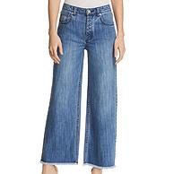 MICHAEL KORS 迈克·科尔斯 女士喇叭牛仔裤