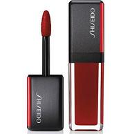 薄涂厚涂两相宜,Shiseido 资生堂 轻盈光泽水润唇蜜 307 Scarlet Glare