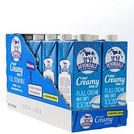 澳洲进口 Devondale 德运 全脂纯牛奶1Lx10盒